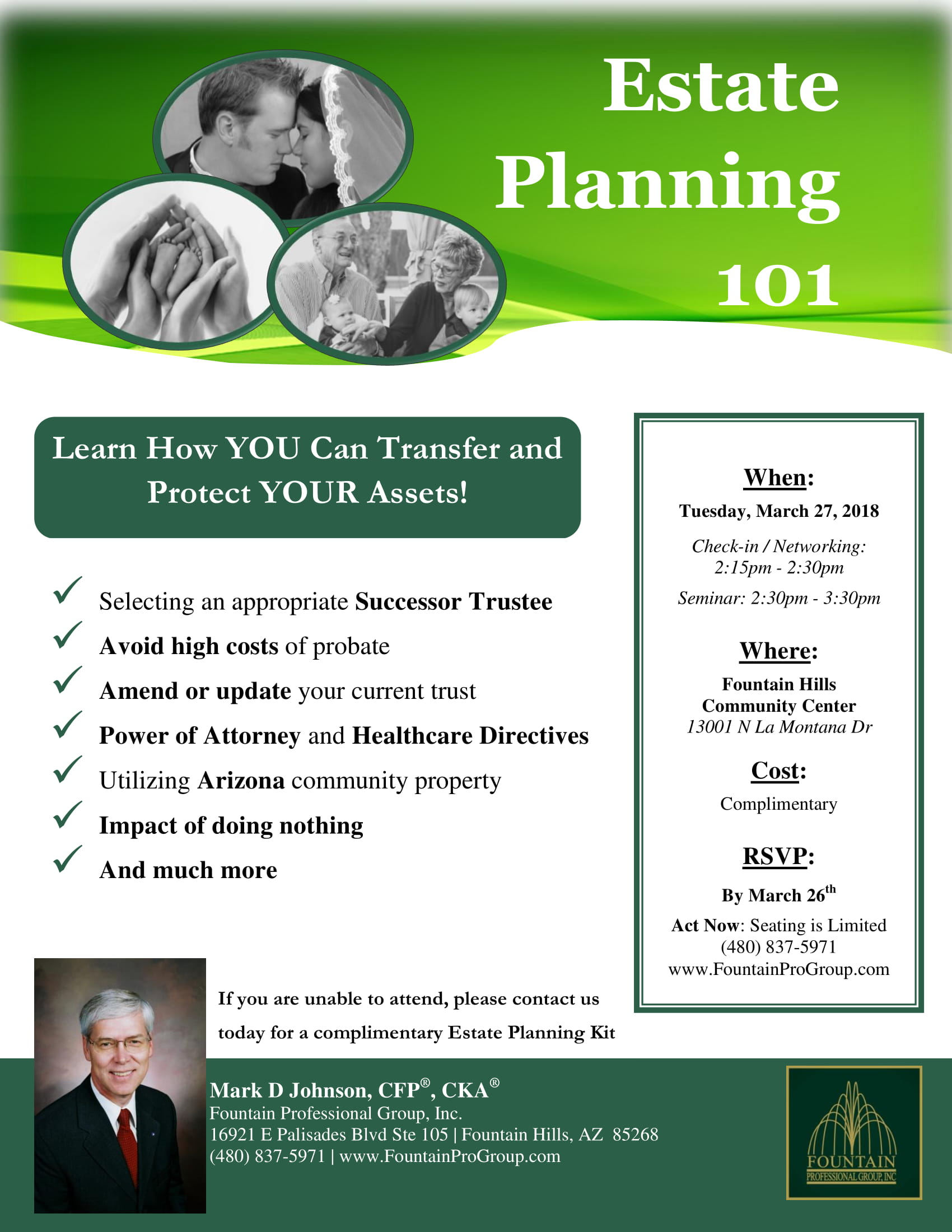 Estate Planning Flyer 2018 Mar-1